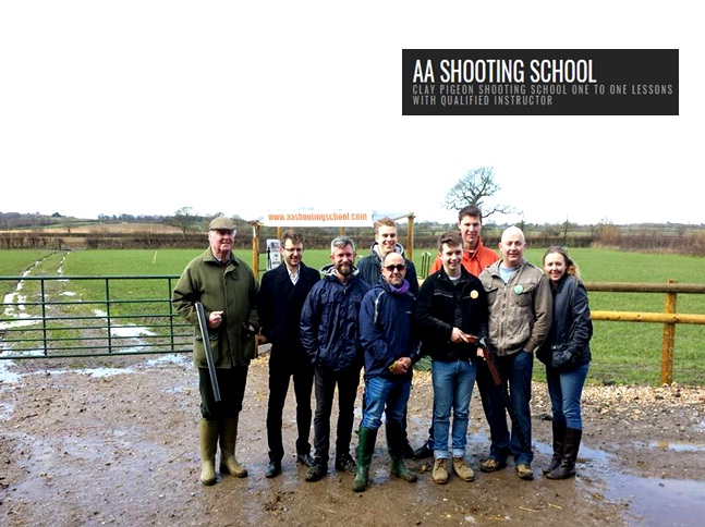 Types of Clay Shooting